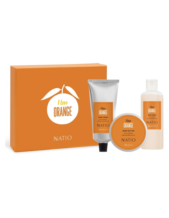I love Orange - I love Citrus Gift Set image 1