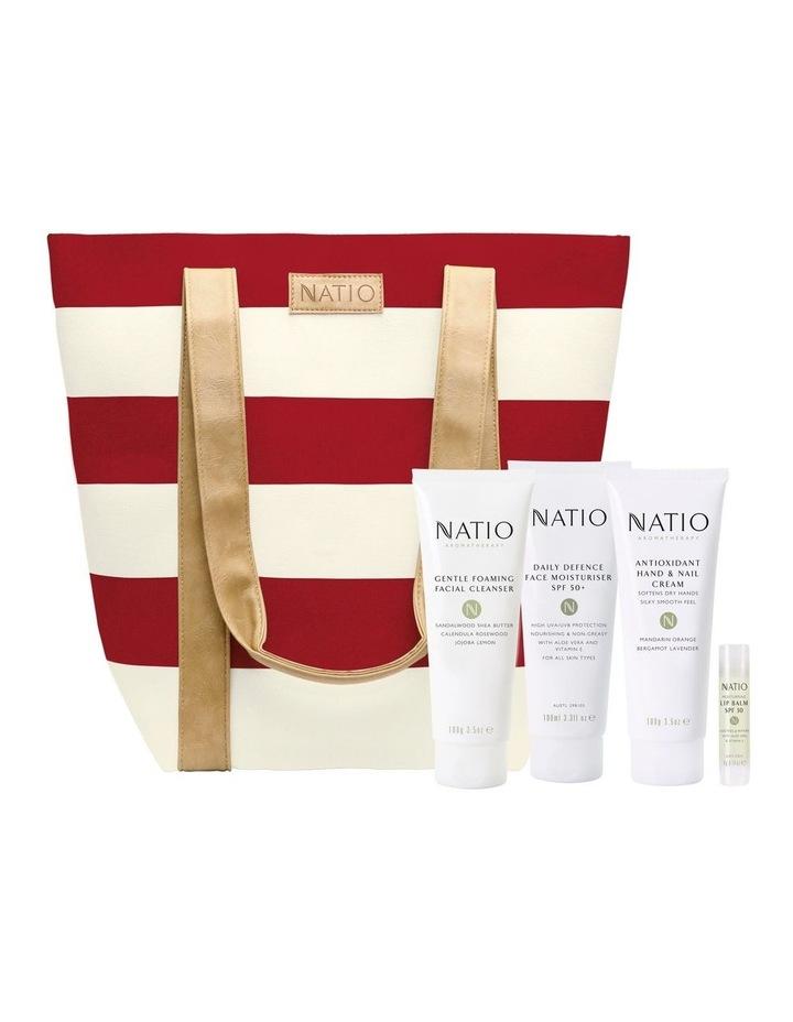 Divine Aromatherapy Tote Bag Gift Set image 1