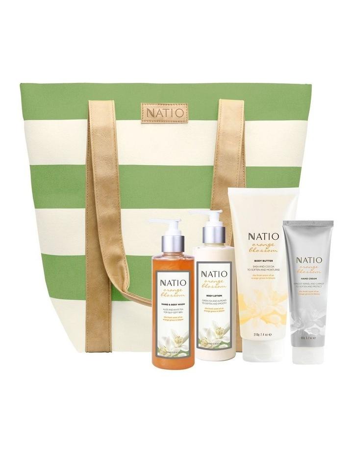 Symphony Orange Blossom Tote Bag Gift Set image 1
