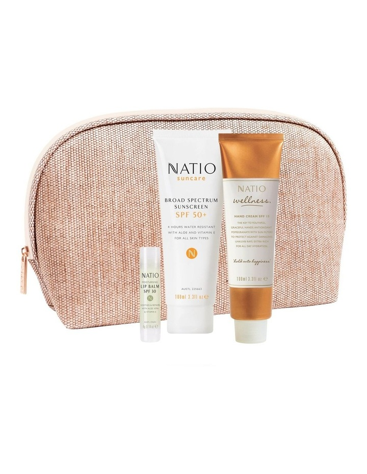 WELLBEING Wellness Sun Protection Gift Set image 1