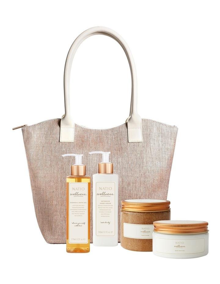 ABUNDANT Wellness Tote Bag Gift Set image 1