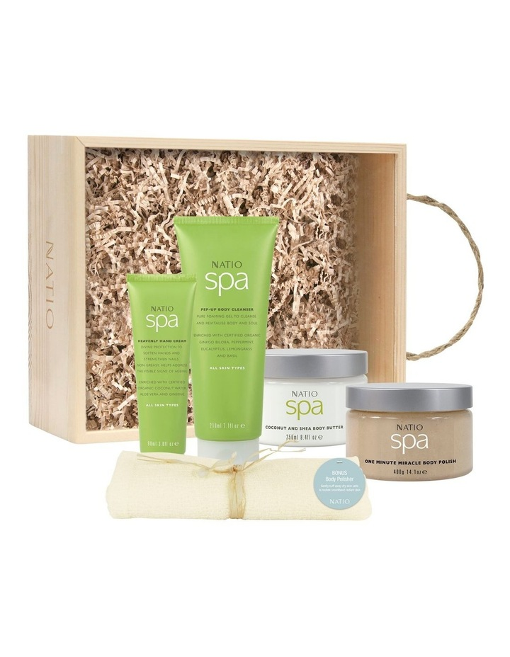 RITUAL Spa 5 piece boxed Gift Set image 1