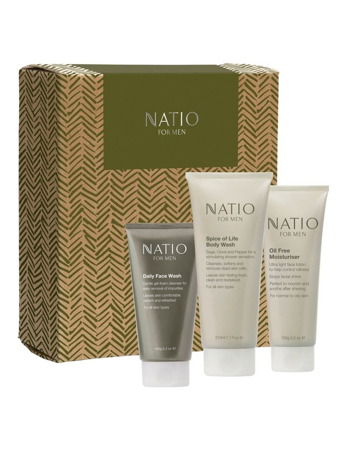 Element Natio for Men 3 Piece Boxed Gift Set image 1