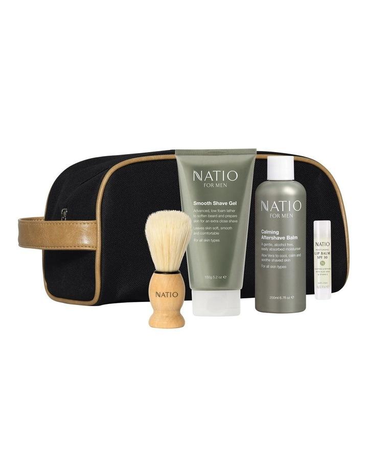 Comfortable Natio For Men 4 Piece Bag Gift Set by Natio