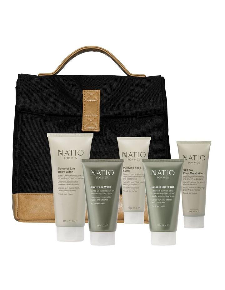 Cool Natio For Men 5 Piece Cooler Bag Gift Set by Natio