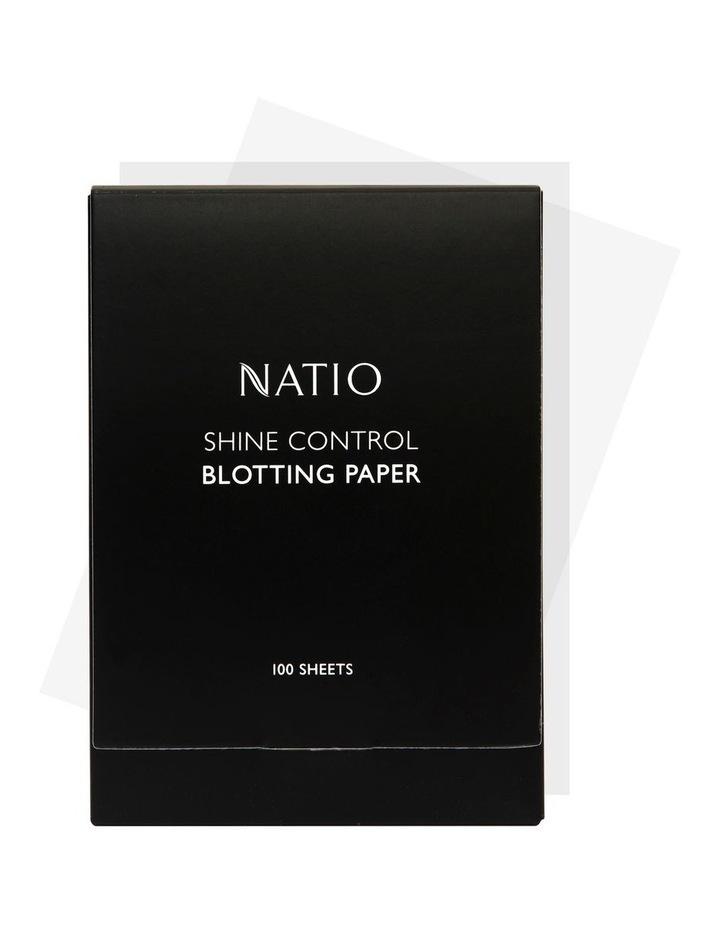 Shine Control Blotting Paper image 1