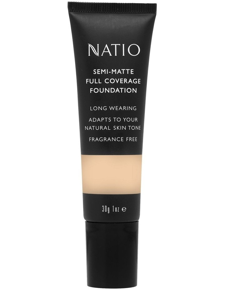 Full Coverage Foundation Semi Matte image 1