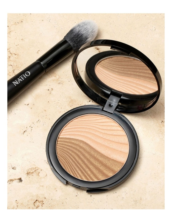 Shimmering Sands Bronze & Highlight Duo 7g image 4