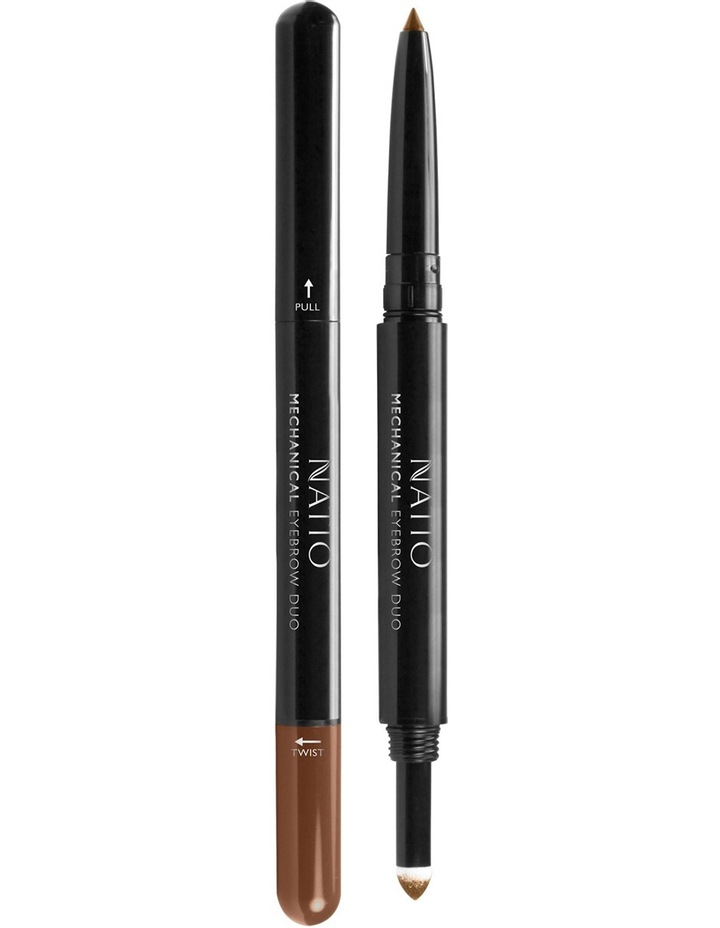 Mechanical Eyebrow Duo - Medium Brown image 1