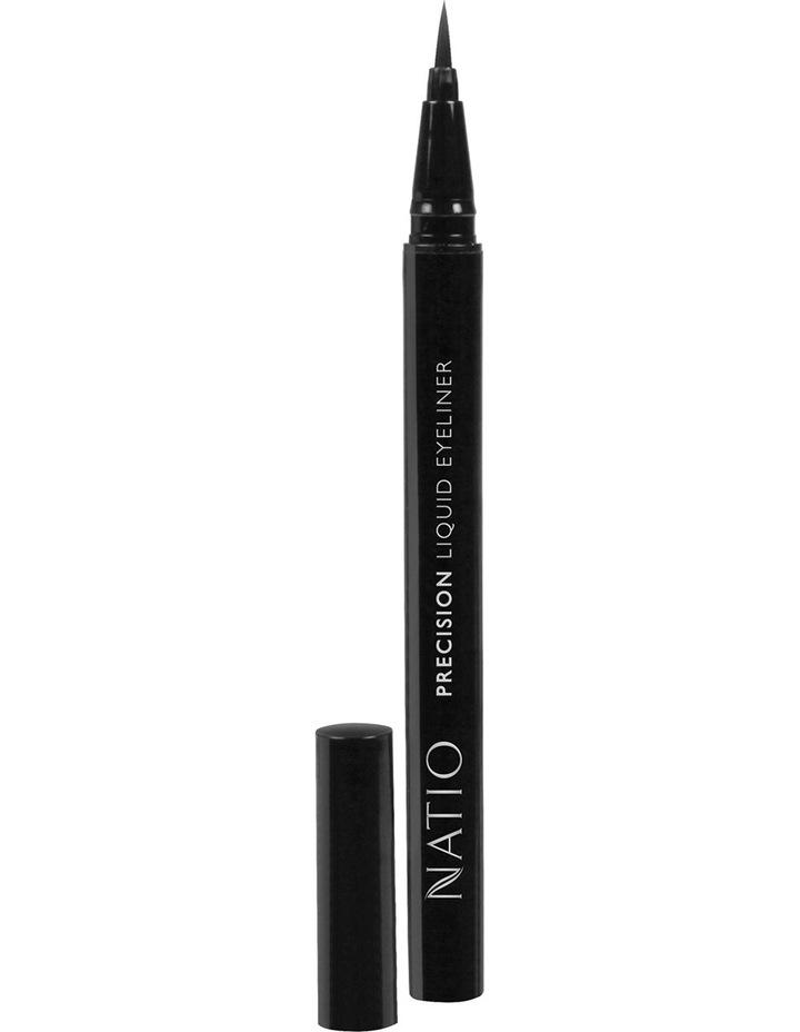 Precision Liquid Eyeliner - Black image 1
