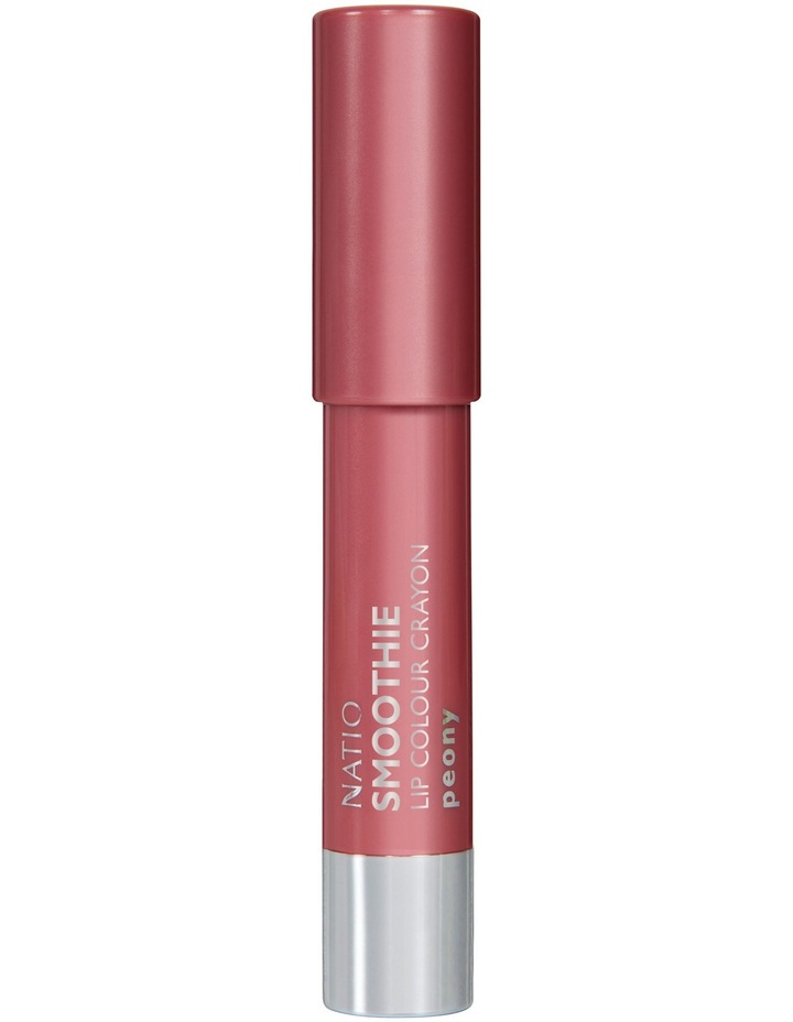 Smoothie Lip Colour Crayon Peony image 1