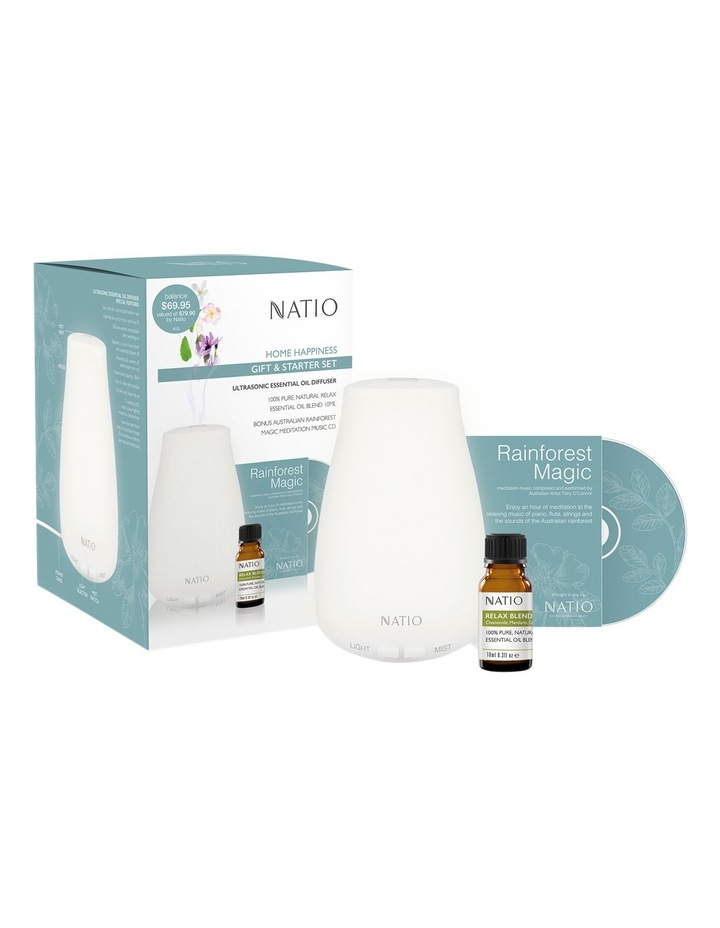 Balance - Ultrasonic Essential Oil Diffuser Set image 1