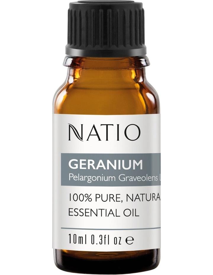 Pure Essential Oil - Geranium image 1