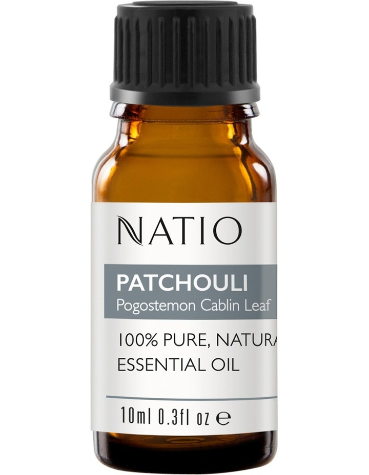 Pure Essential Oil - Patchouli image 1