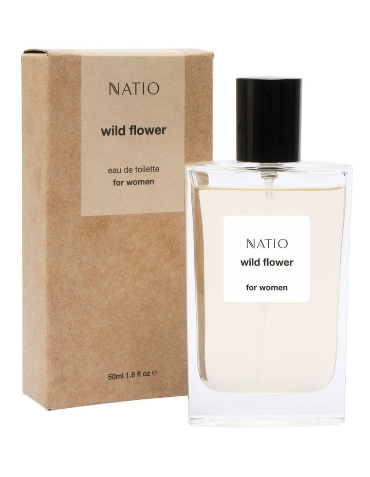 Wild Flower - Womans EDT image 1