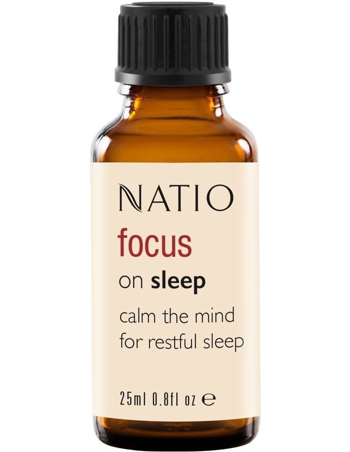 Focus On Sleep Pure Essential Oil Blend image 1