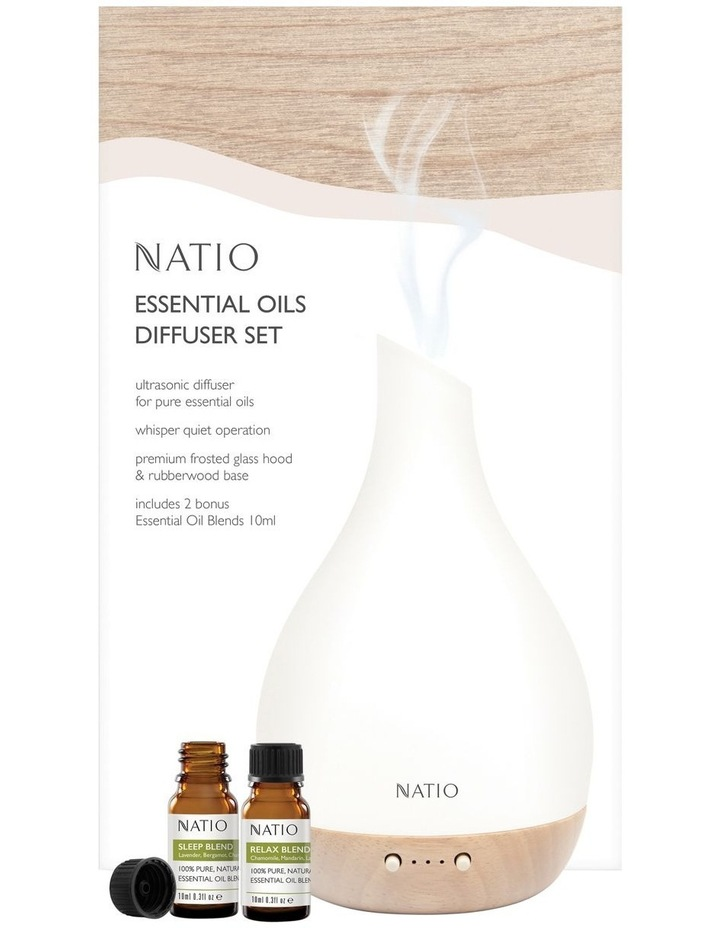 Essential Oil Diffuser Set image 1
