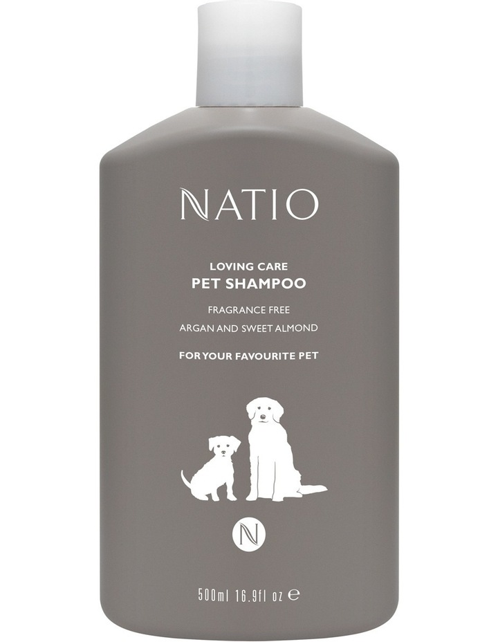 Loving Care Pet Shampoo image 1