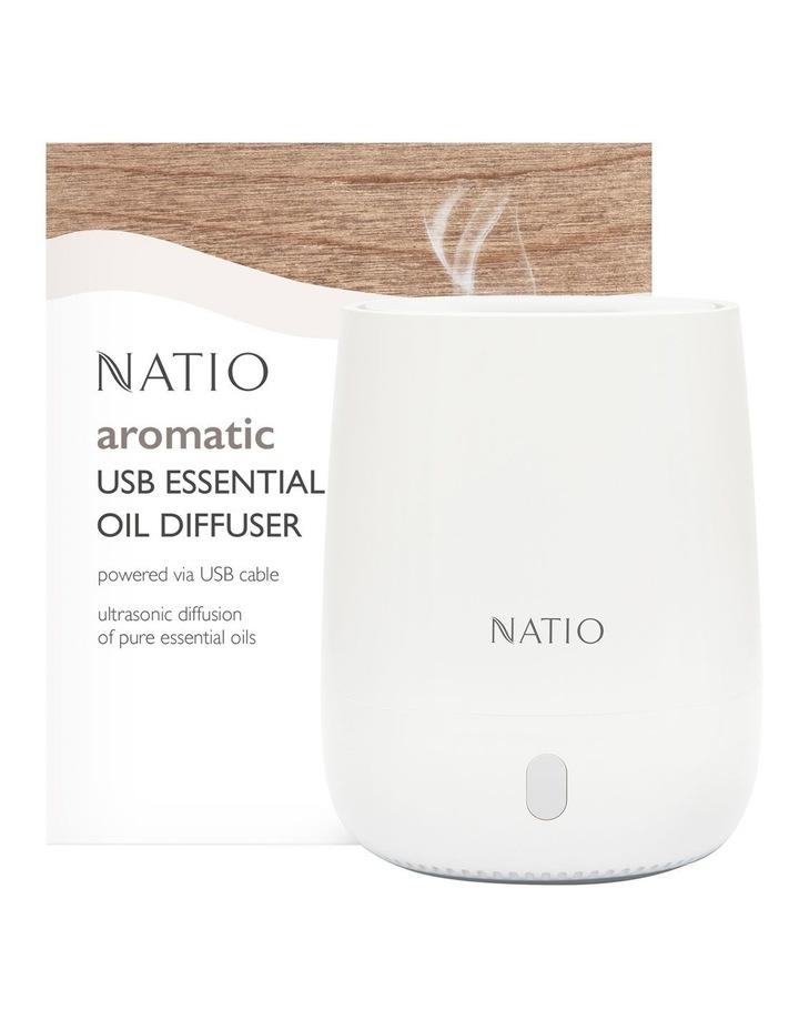 Aromatic USB Essential Oil Diffuser image 1