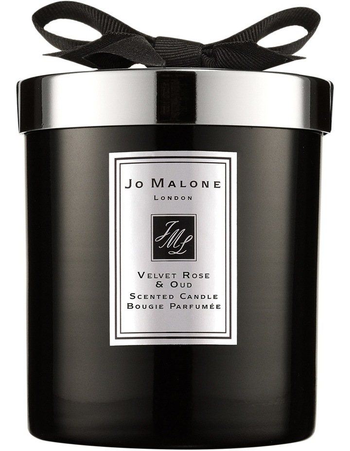 Velvet Rose & Oud Home Candle image 1