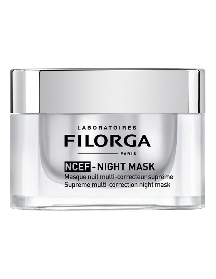 NCEF-Night Mask Supreme Multi-Correction Night Mask 50ml image 1