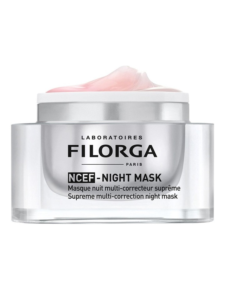 NCEF-Night Mask Supreme Multi-Correction Night Mask 50ml image 2