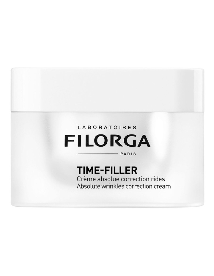 TIME-FILLER Absolute Wrinkle Correction Cream 50ml image 1