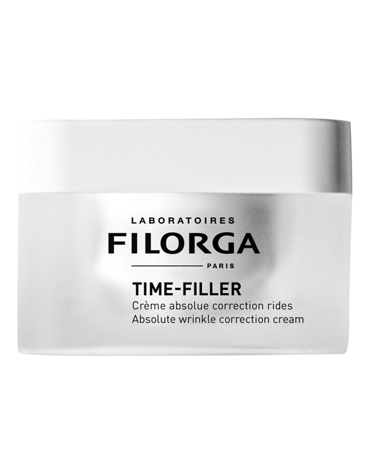 TIME-FILLER Absolute Wrinkle Correction Cream 50ml image 3