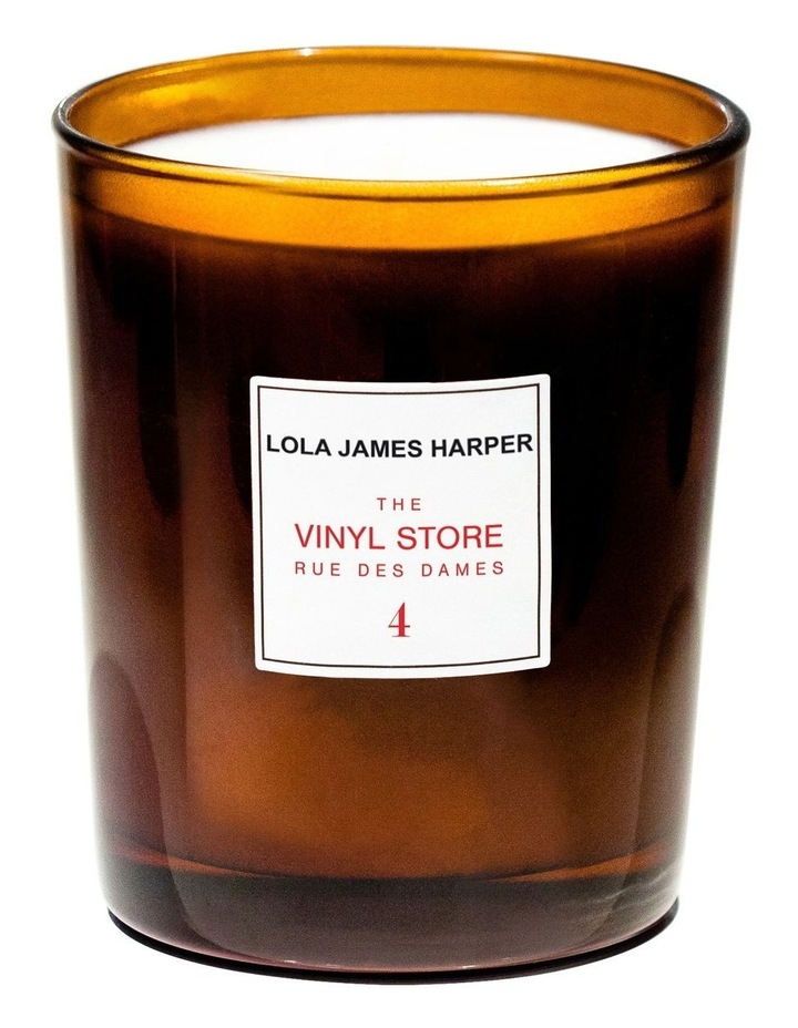 Vinyl Store Candle 190Gm image 1