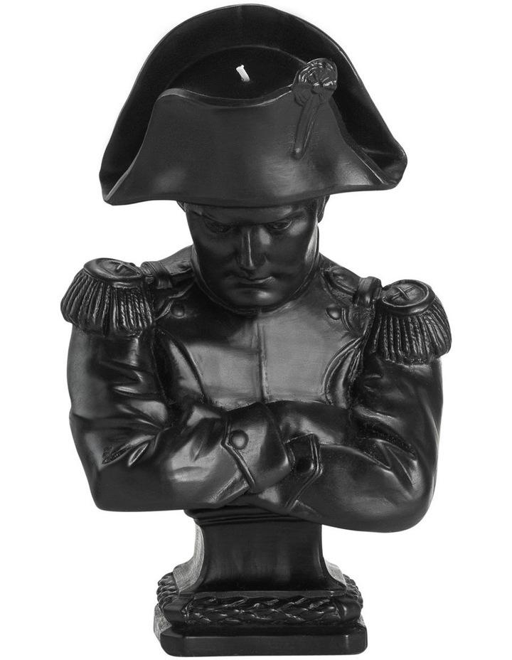 Napoleon Bust Black Candle image 1