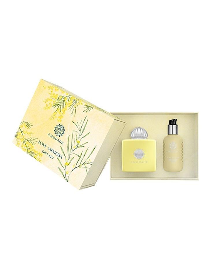 Love Mimosa Gift Set image 1