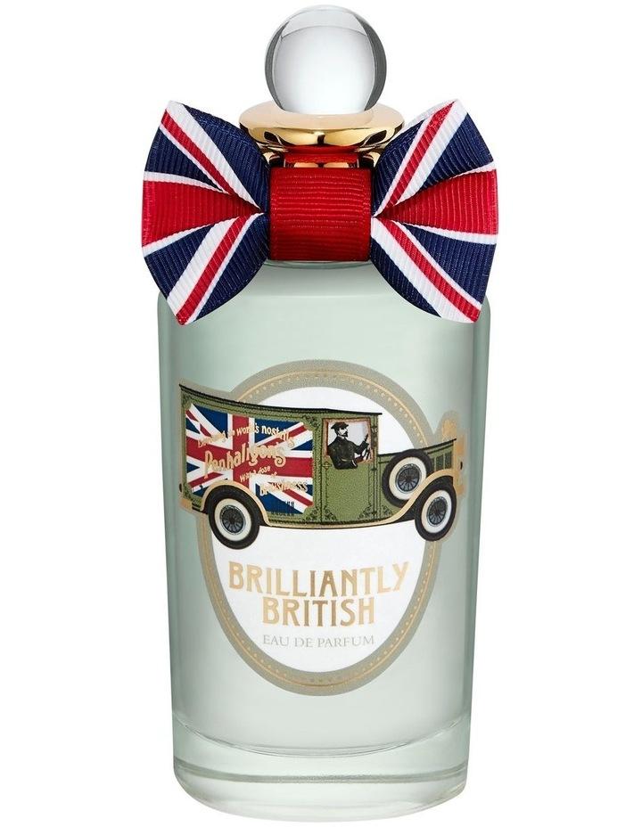 Limited Edition Brilliantly British 100ml EDP image 1