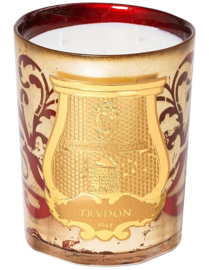 Filigree Xmas Gloria Metalic Candle 800G image 1
