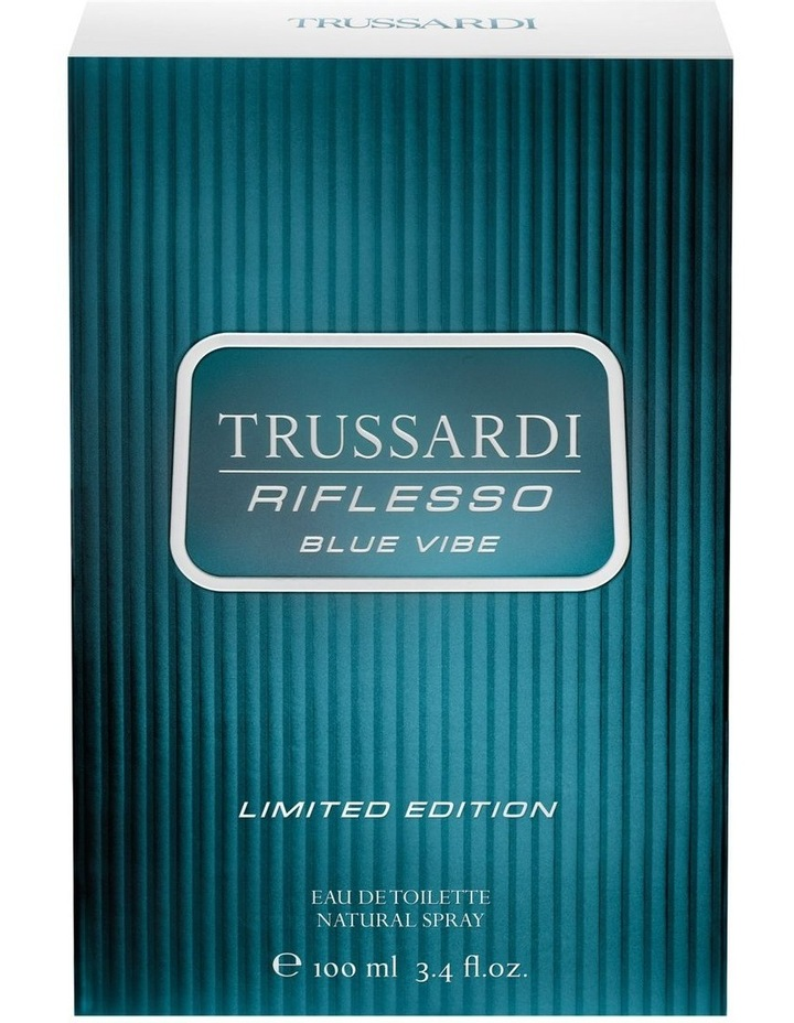 Riflesso Blue Vibe Limited Edition EDT 100ml image 1