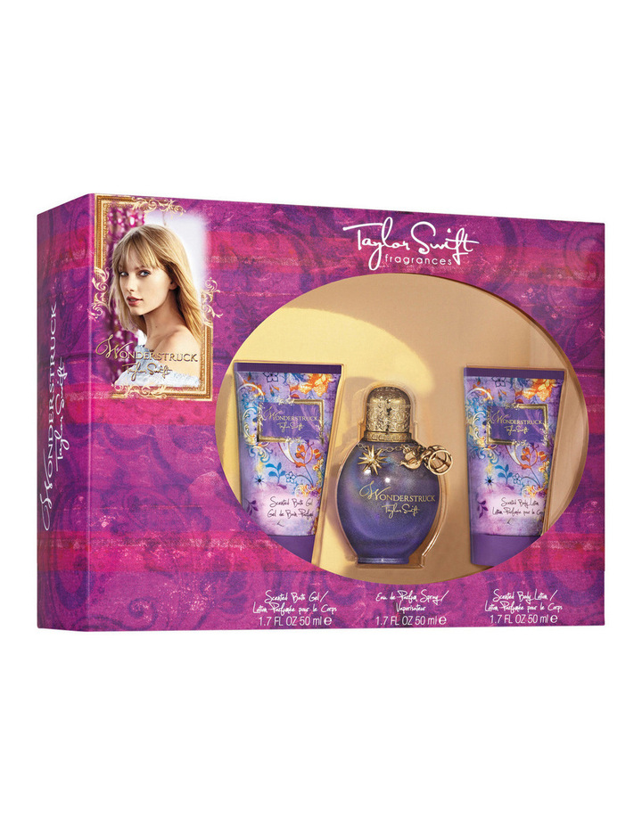 Taylor Swift Wonderstruck EDP 50ml 3Piece SetWonderstruck Set