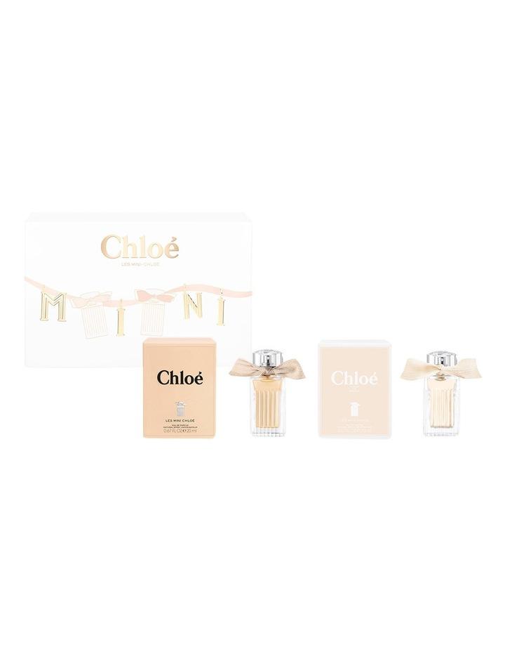 Signature Duo Set (Fleur De Parfum Edp 20ml & Signature Edp 20ml Boxed) Les Mini Leather Pencil Case Mon image 1