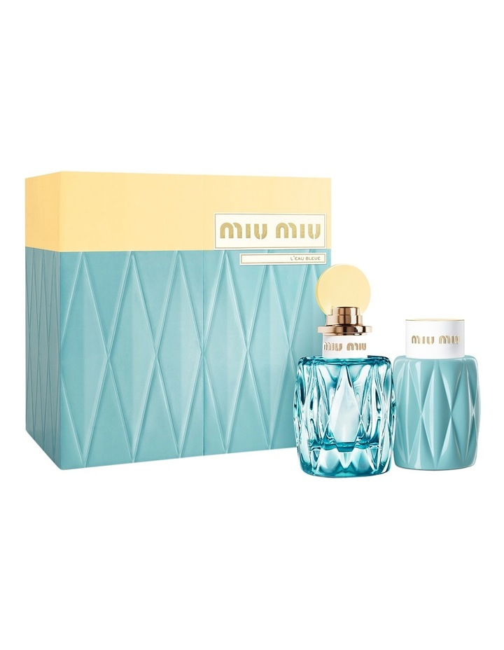 L'Eau Body Lotioneue EDP 100Ml Set image 1