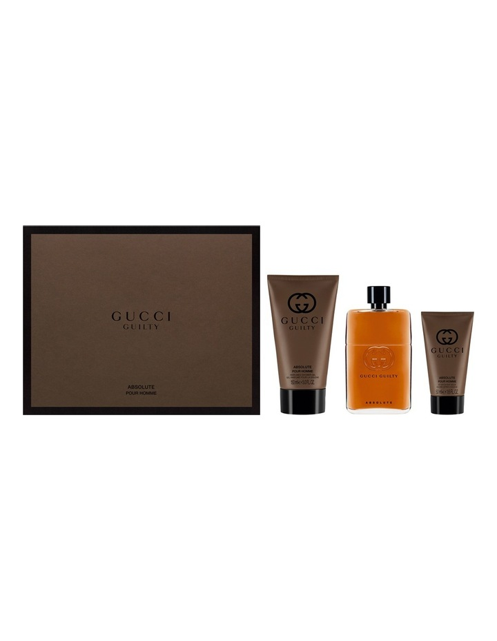 31442910e Gucci | Guilty Absolute EDP 90ml Set | MYER