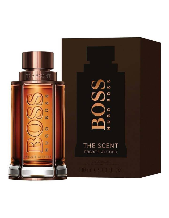 The Scent Private Accord For Him EDT image 2