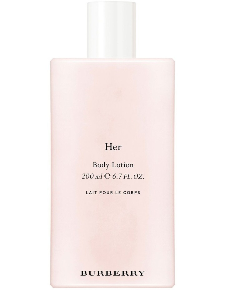 Her Body Lotion 200ml image 1