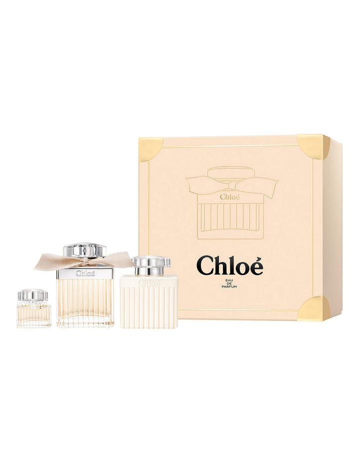 Chloé Eau De Parfum 75ml Gift Set Myer
