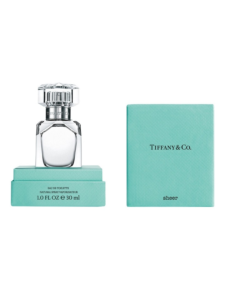 Tiffany Sheer EDT image 2