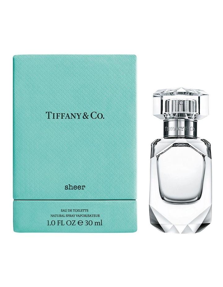 Tiffany Sheer Eau de Toilette image 3