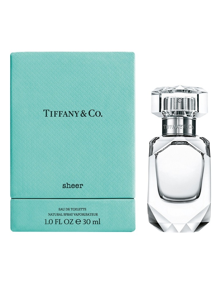 Tiffany Sheer EDT image 3