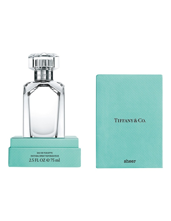 Tiffany Sheer EDT image 8