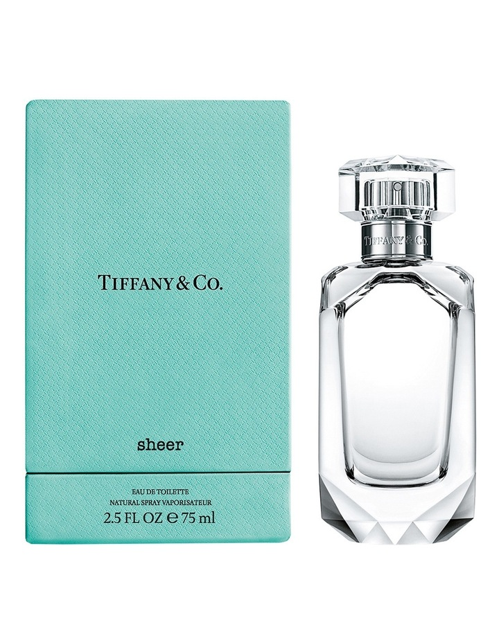 Tiffany Sheer EDT image 9
