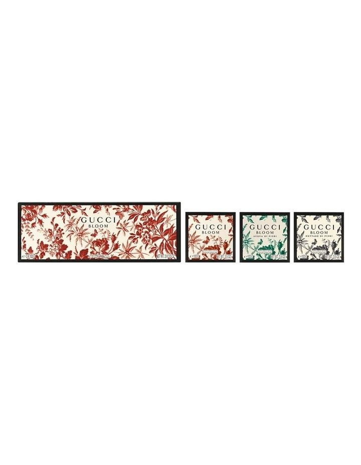 Bloom Soap Set 3x100g image 1
