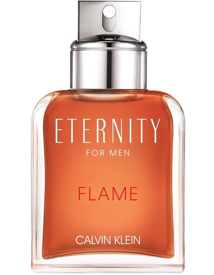 Eternity Flame for Men Eau de Toilette 100ml image 1