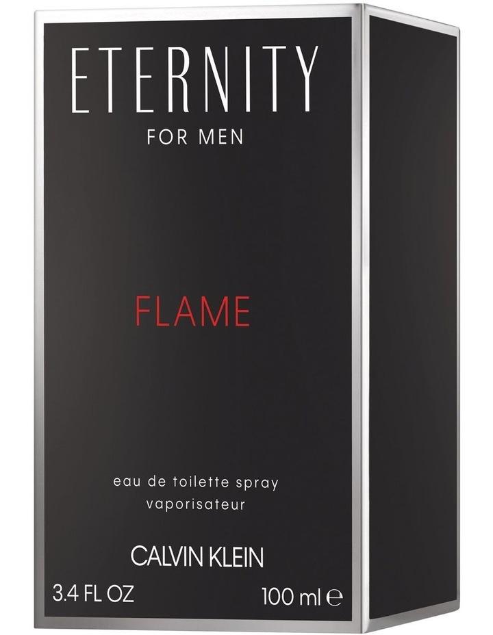 Eternity Flame for Men Eau de Toilette 100ml image 2