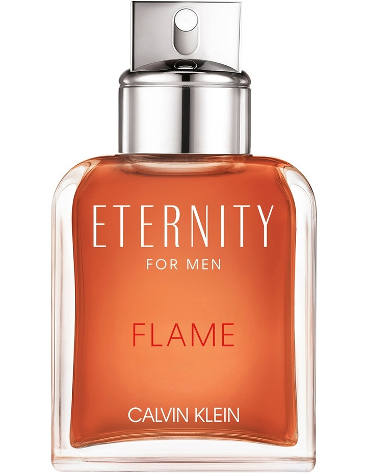 Eternity Flame Men EDT 50ML image 1